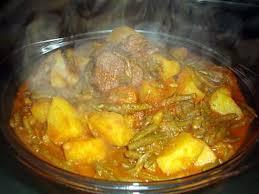 recette de cuisine algerienne recette de marga ragout aux haricots vert recette algérienne