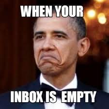 Inbox Meme - meme creator when your inbox is empty meme generator at