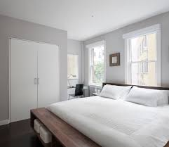 Gray Walls With White Trim by Futuristic Light Grey Walls With Dark Wood Tri 4980 Homedessign Com