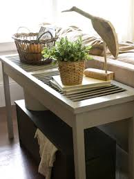 Sofa Table Ideas Upcycled Furniture Designs Diy