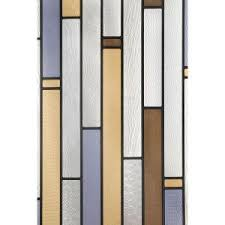artscape 24 in x 36 in city lights decorative window film 01