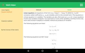 math helper lite algebra android apps on google play