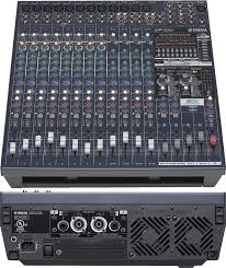 Best Small Mixing Desk The Best Audio Mixer Consoles Powered Unpowered 2018 Gearank