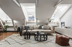 two level apartment in stockholm shockblast