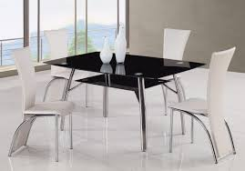 deluxe modern furniture on a budget with luxurious dining table