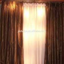 Pinch Pleated Sheer Draperies Sheer Curtain Hotel Sheer Curtain Hotel Suppliers And