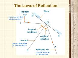 ray diagrams u0026 reflection images in plane mirrors ppt video