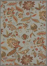 Area Rugs In Blue by Loloi Rugs Francesca Collection Rug Mist Floral
