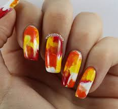 thanksgiving marble nails pictures photos and images for