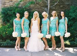 dress for bridesmaid bridesmaid dresses colorful patterns
