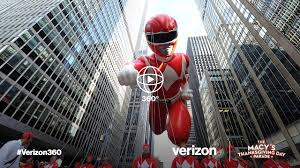 verizon360 live the macy s thanksgiving day parade yippie