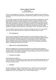 Creative Cover Letter Examples resume example of cover letters for jobs security supervisor cv