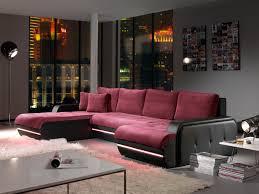 couleur canapé canape angle couleur superbe canapé d angle design en cuir bolzano l