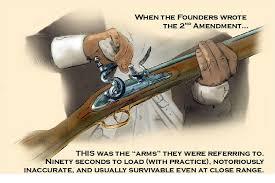 the 2nd amendment and idiotic leftie rhetoric drugmonkey