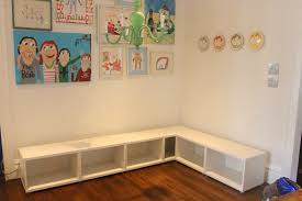 Build Corner Storage Bench Seat by Furniture Buy Banquette Corner Banquette How To Build A