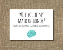 how to ask of honor poem of honor card asking of honor will you be