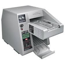 Conveyor Toaster Oven Itq 875 1c Intelligent Toast Qwik Narrow Conveyor Toaster