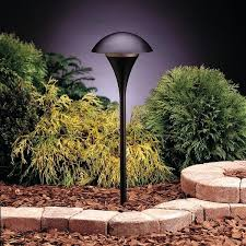Kichler Led Landscape Lighting Landscaping Lights 120 Volt Volt Landscape Lighting Fixture By