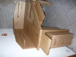bureau angle bois bureau d angle en châtaignier bois vie m e a