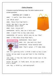 269 free esl shopping worksheets