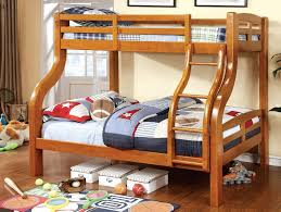 Futon Bunk Bed Woodworking Plans by Twin Over Full Futon Bunk Bed Wood Futons