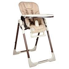 chaise haute bébé pliante chaise haute vision de renolux au meilleur prix sur allobébé