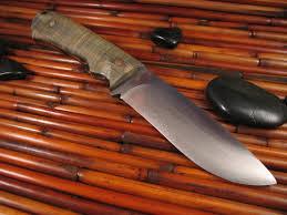 Tamahagane Kitchen Knives Zubeng Forge X Tamahagane Hunter Fort Henry Custom Knivesfort