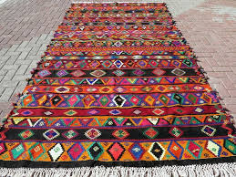 Kilim Area Rug 50 Most Dramatic Gorgeous Colorful Area Rugs For Modern Living Rooms