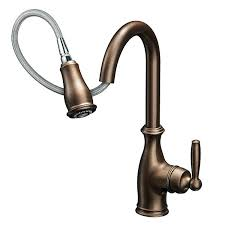 moen bronze kitchen faucet brushed bronze kitchen faucet snaphaven
