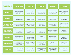 4 week ketogenic meal plans to follow while on a keto diet plan