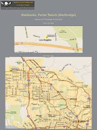 Porter Ranch Map Scrc Los Angeles Chapter