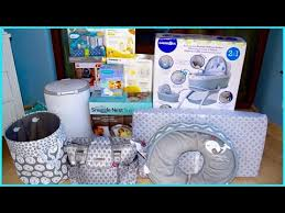 top baby shower gifts baby boy stuff haul top 5 favorite baby shower gifts