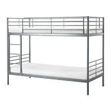 SVÄRTA Bunk Bed Frame Silvercolour X Cm IKEA - Ikea uk bunk beds