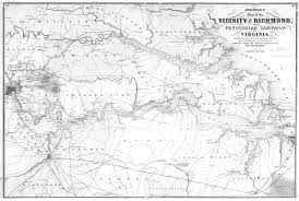 Topographic Map Of Ohio by Digital History
