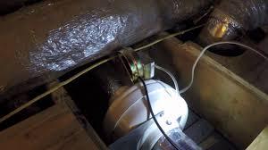 fantech dryer booster fan troubleshooting fantech dbf110 dryer booster fan part 1 youtube
