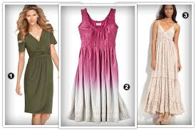 dresses for apple shape best casual dresses for apple shapes