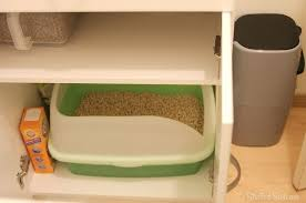 diy litter box furniture cabinet hometalk