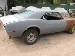 1968 camaro project car for sale desert mustangs desert camaro