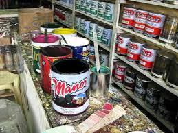pinoy mixing paint colors dipolog city paint center youtube