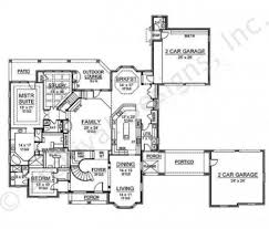 tottenham porte cochere house plan courtyard house plan