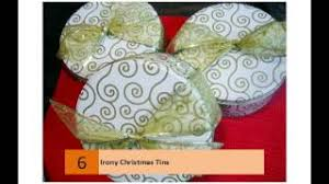cheap empty christmas cookie tins find empty christmas cookie