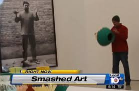 Ai Weiwei Vase Maximo Caminero Admits To Smashing Ai Weiwei Vase Because He Was