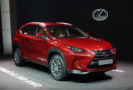 all new lexus nx compact 2015 lexus nx awarded highest safety marks