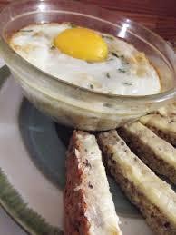 goosto fr recette de cuisine oeufs cocotte aux comté crevettes grises et au levain cnrs
