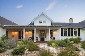 Farmhouse Exterior Elegant Farmhouse U2014 Vanguard Studio Inc Austin Texas Architect