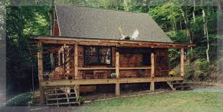 small cabin home treetop log homes is a log cabin builder in michigan indiana