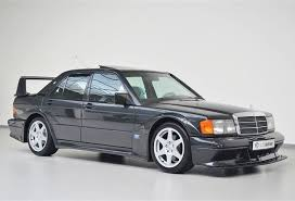 1992 mercedes 190e 2 3 473 of 502 11k mile 1992 mercedes 190e 2 5 16 evo ii bring