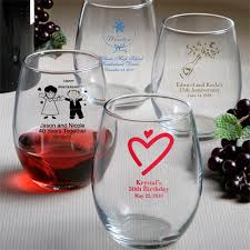 wedding favor glasses glass wedding favors personalized glass favor wedding