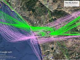 San Diego Zoning Map by Airports