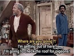 Sanford And Son Meme - comedy 70s gif find download on gifer